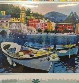 Melissa & Doug 1500 pc Tranquil Harbor Cardboard Jigsaw