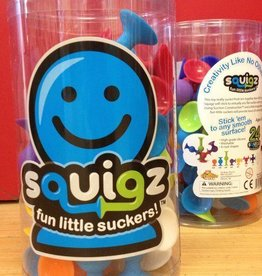 Fat Brain Toy Co. Squigz- Starter Set