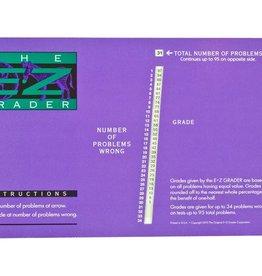 E-Z Grader E-z Grader 8.5 X 4.75 Purple