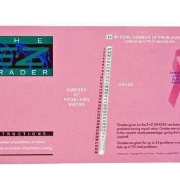 E-Z Grader E-z Grader Pink 8-1/2 X 4-3/4