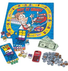 Learning Resources Buy It Right Money Game