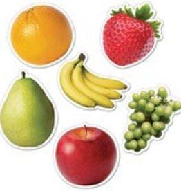 Carson Dellosa Stickers Photographic Fruit