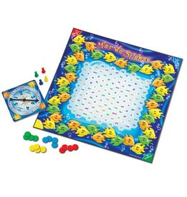 Learning Resources Mar De Silabas Spanish Game