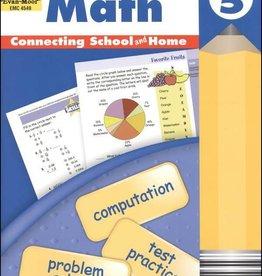 Evan-Moor Math Skill Sharpeners G5