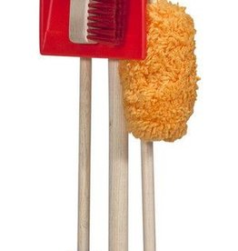 Melissa & Doug Dust! Sweep! Mop!