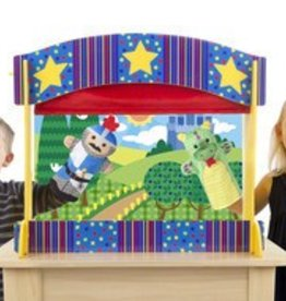 Melissa & Doug Tabletop Puppet Theater