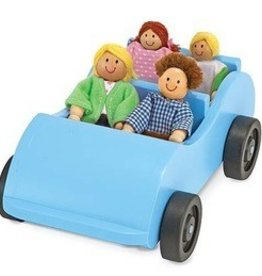 Melissa & Doug Road Trip! Car & Doll Set
