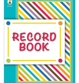 Record Book Color Me