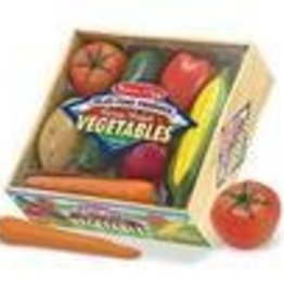 Learning Resources Play-Time Produce Farm Fresh Vegetables