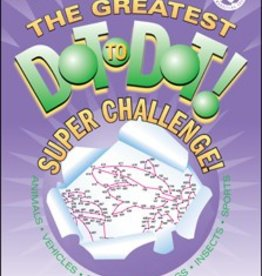 Do-A-Dot Greatest Dot-to-Dot Super Challenge BOOK 8