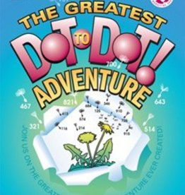 Do-A-Dot Greatest Dot-to-Dot Adventure Book 1