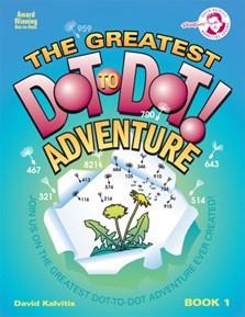 Do-A-Dot Greatest Dot-to-Dot Adventure Book 1