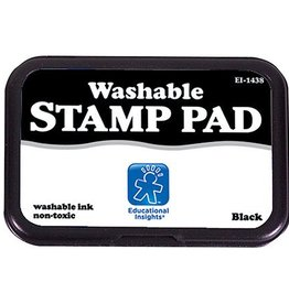 Learning Resources WASHABLE STAMP PAD BLACK