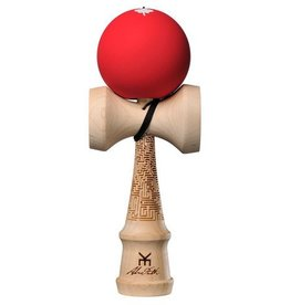 Kendama USA Red Maze Kendama 2014 Alex Smith