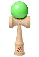 Kendama USA Kendama Tribute Neon Green Super Stick