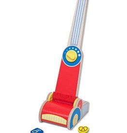 Melissa & Doug Vacuum Up Play Set