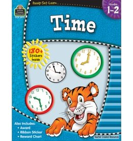 Teacher Created Resources Home Workbook Time Gr 1-2