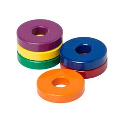 Magnet Hold Its Ceramic Ring Magnets - 6 pcs