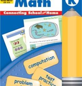 Evan-Moor Math Skill Sharpeners GrK