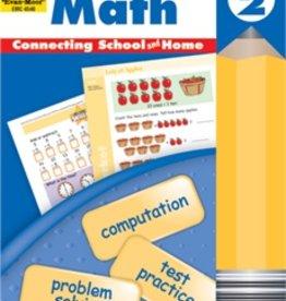 Evan-Moor Math Skill Sharpener Gr2