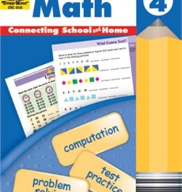 Evan-Moor Math Skill Sharpeners G4