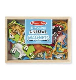 Melissa & Doug Magnetic Animals