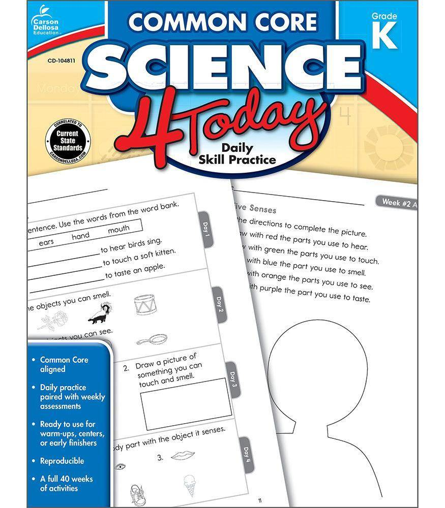 Science 4 Today gK