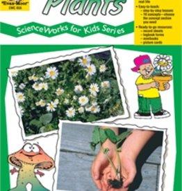 Evan-Moor Book Sci-works   Plants    1-3