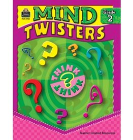 Teacher Created Resources g2 mind twisters