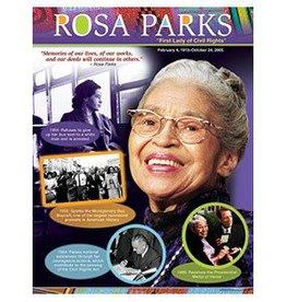Trend Enterprises Rosa Parks T-38304
