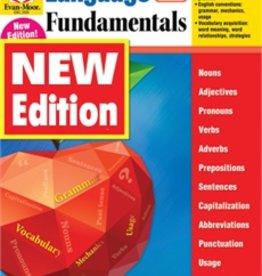 Evan-Moor Language Fundamentals Gr6