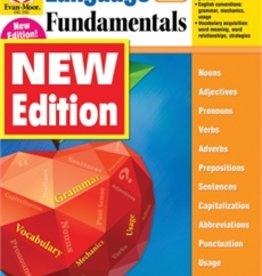 Evan-Moor Language Fundamentals Gr5