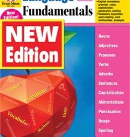 Evan-Moor Language Fundamentals Gr3