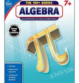 Carson Dellosa Algebra Gr 7+