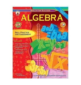 Carson Dellosa Algebra Ms To Hs