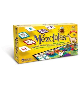 Learning Resources Mezclalas Spanish Game