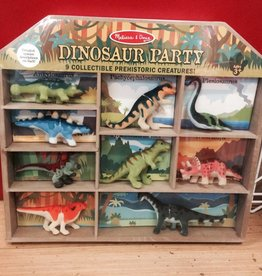 Melissa & Doug Dinosaur Party