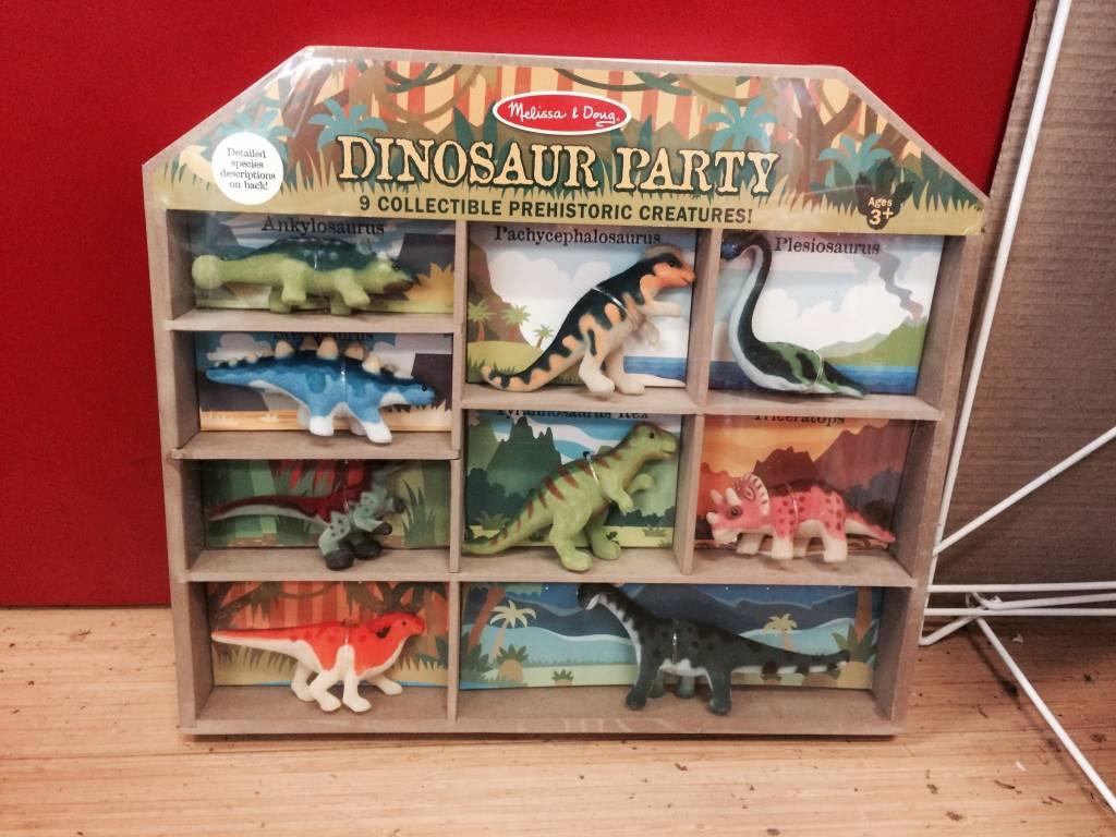 Melissa & Doug Dinosaur Party