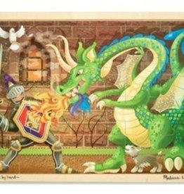 Melissa & Doug Knight vs. Dragon (48pc)