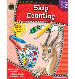 Teacher Created Resources Book Skip Counting Gr 1-2