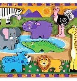 Melissa & Doug Safari Animals