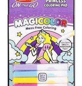 Melissa & Doug Coloring Pad - Princess Magicolor