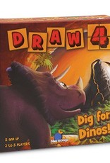 Blue Orange Games Draw 4 Dig for Dinos!
