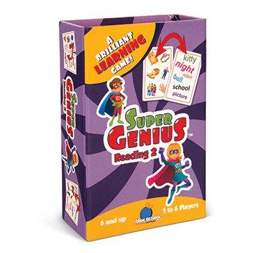 Blue Orange Games Super Genius Reading 2