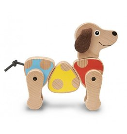 Melissa & Doug Puppy Grasping Toy
