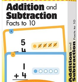 Evan-Moor Addition and Subtraction Flash Cards