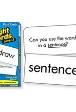 Trend Enterprises Flash Cards Sight Words Lvl-3