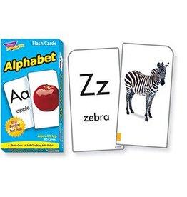 Trend Enterprises Alphabet Flash Cards