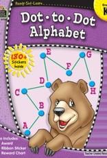 Teacher Created Resources Home Workbook Dot-to-dot Alpha