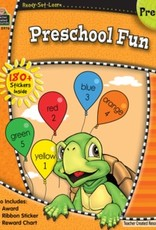 Teacher Created Resources Home Workbook Preschool Fun